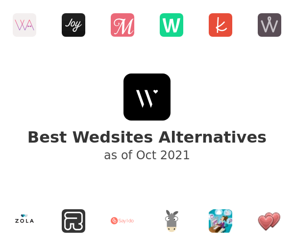 Best Wedsites Alternatives