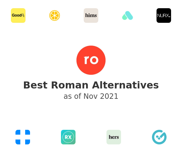 Best Roman Alternatives