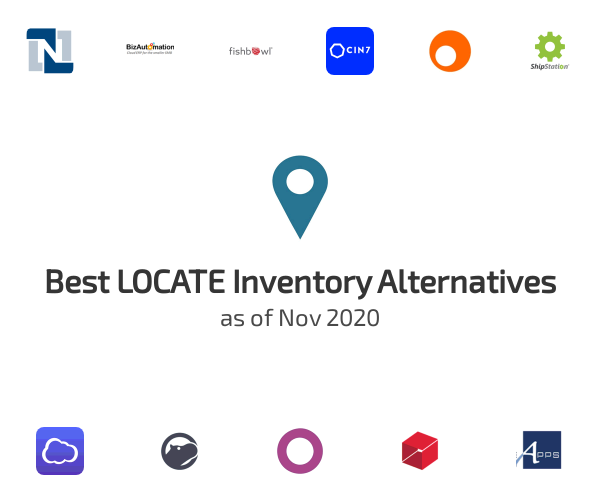 Best LOCATE Inventory Alternatives