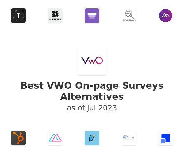 Best VWO On-page Surveys Alternatives