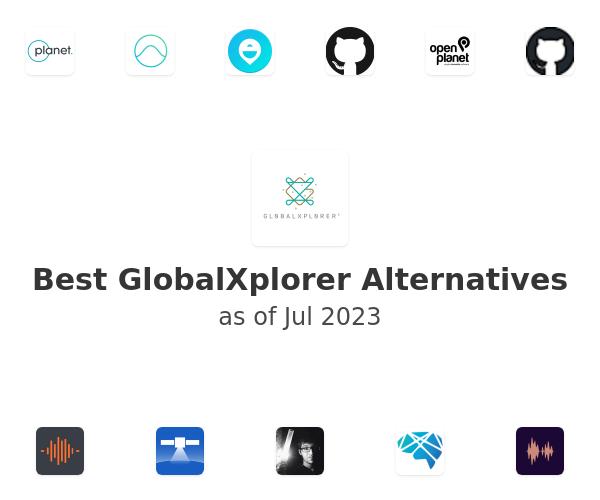 Best GlobalXplorer Alternatives