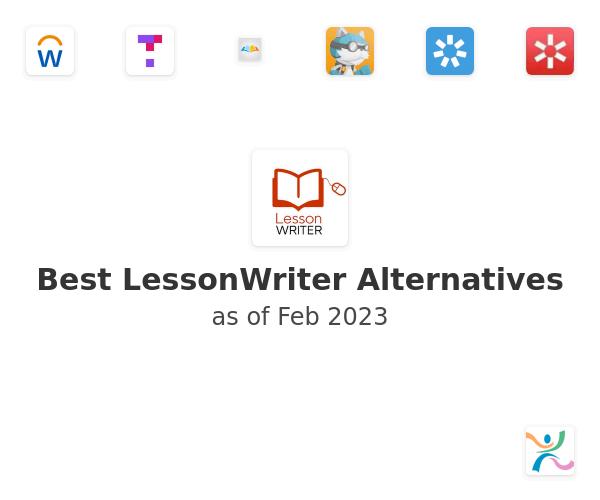 Best LessonWriter Alternatives