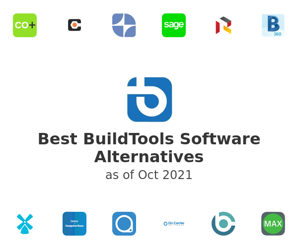 Best BuildTools Software Alternatives