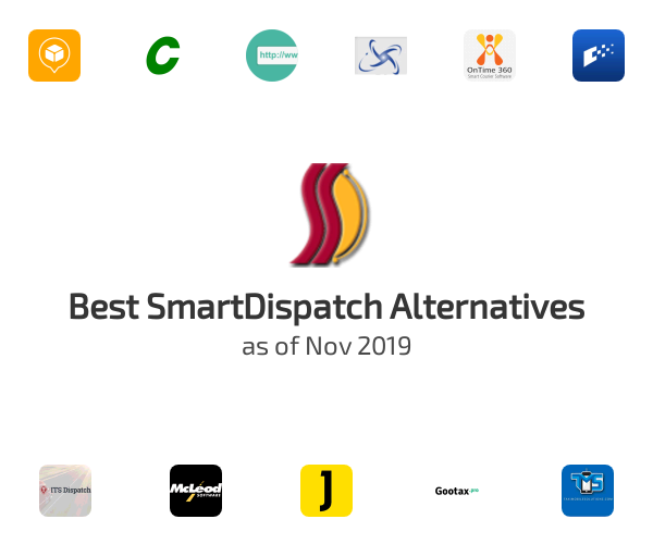 Best SmartDispatch Alternatives
