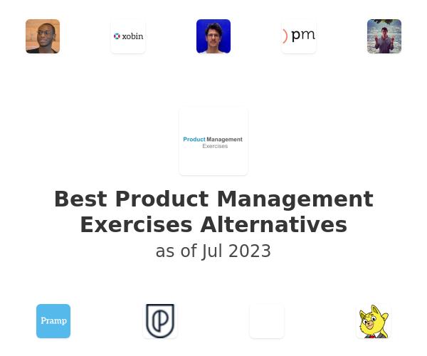 Best Product Management Exercises Alternatives