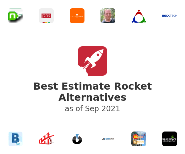 Best Estimate Rocket Alternatives