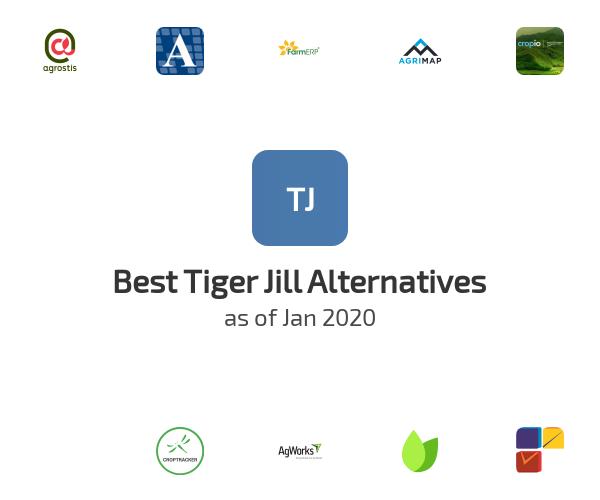 Best Tiger Jill Alternatives