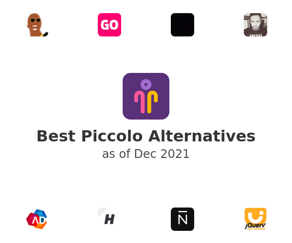 Best Piccolo Alternatives