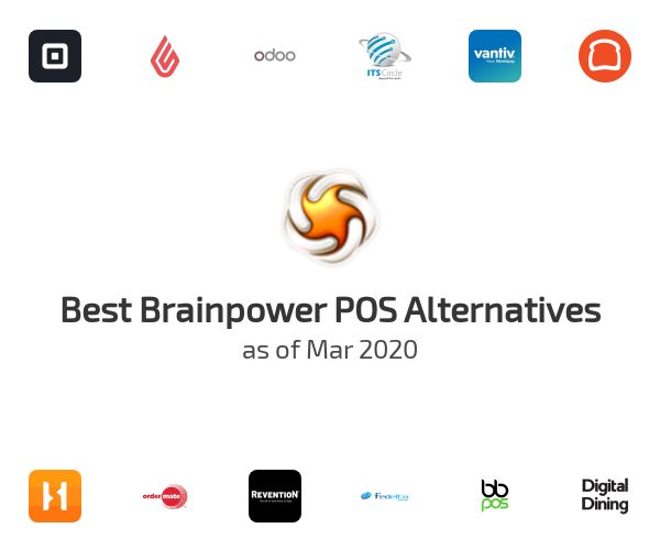 Best Brainpower POS Alternatives