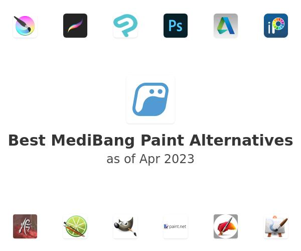 Best MediBang Paint Alternatives