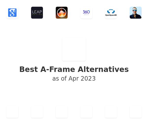 Best A-Frame Alternatives