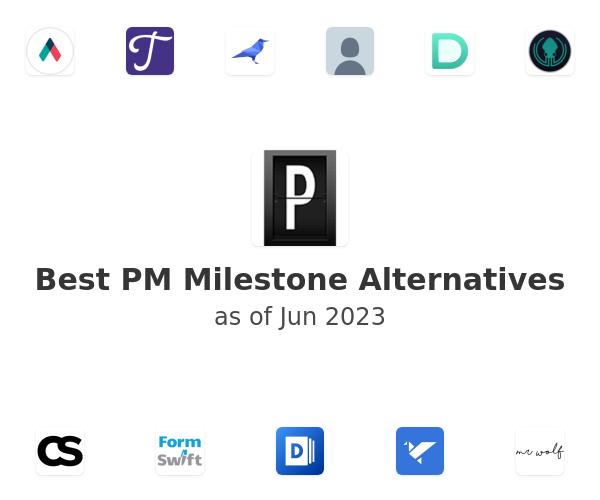 Best PM Milestone Alternatives