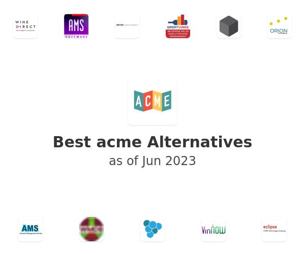 Best acme Alternatives