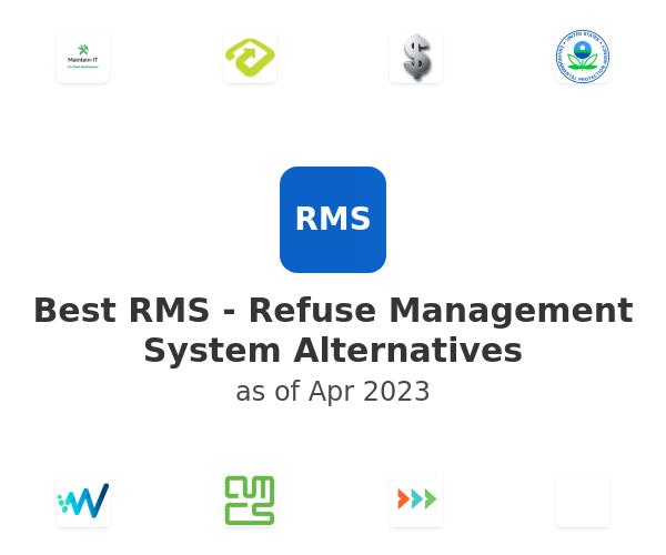 Best RMS - Refuse Management System Alternatives
