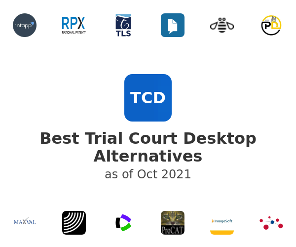 Best Trial Court Desktop Alternatives