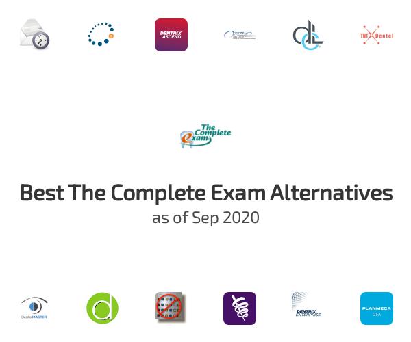 Best The Complete Exam Alternatives