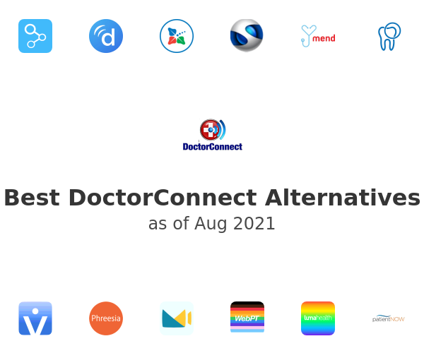 Best DoctorConnect Alternatives