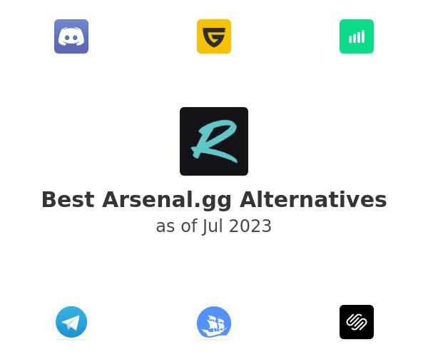 Best Arsenal.gg Alternatives