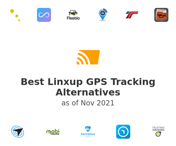 Best Linxup GPS Tracking Alternatives