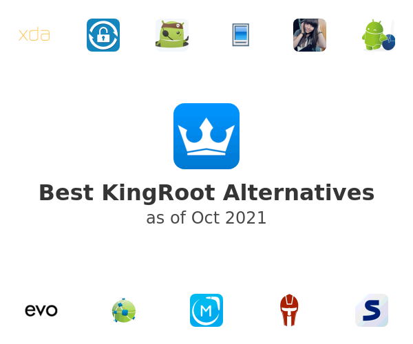 Best KingRoot Alternatives