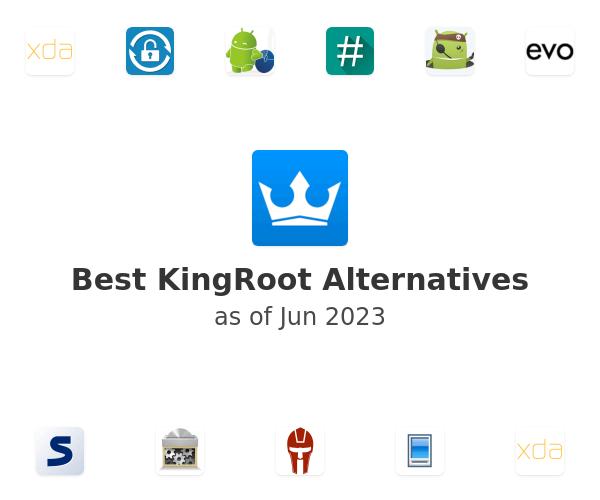 Best KingRoot Alternatives