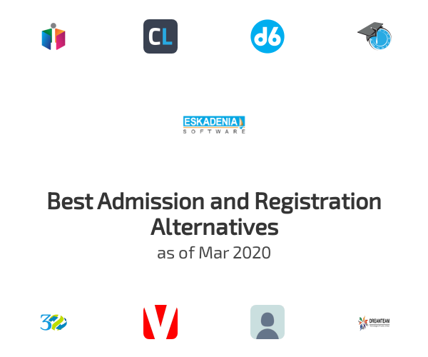 Best Admission and Registration Alternatives