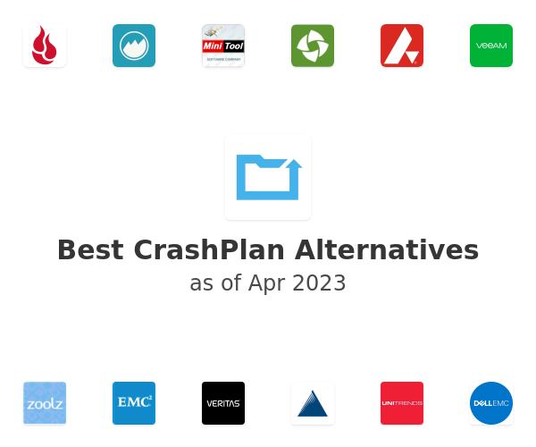 Best CrashPlan PRO Alternatives