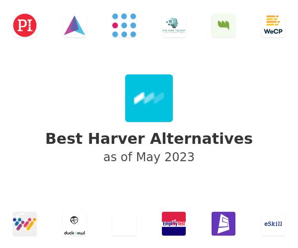 Best Harver Alternatives