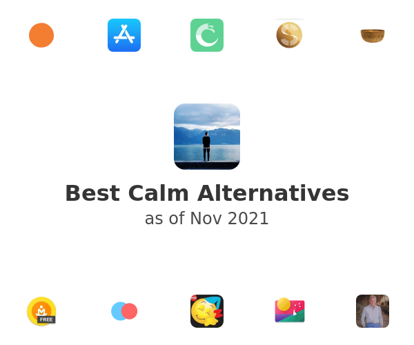 Best Calm Alternatives