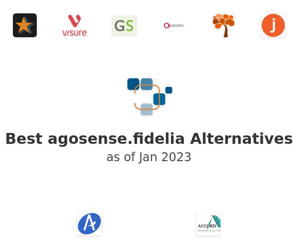 Best agosense.fidelia Alternatives