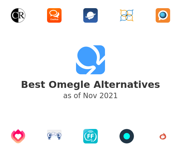 Best Omegle Alternatives