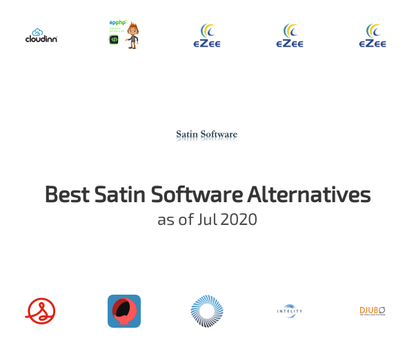 Best Satin Software Alternatives