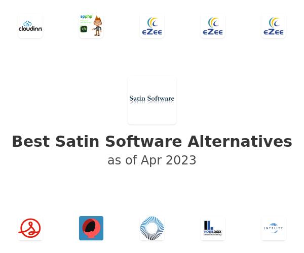 Best Satin Software Alternatives