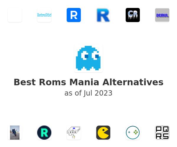 Best Roms Mania Alternatives