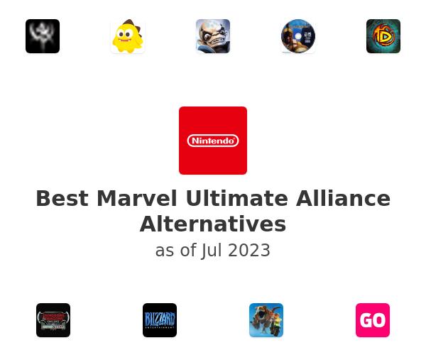 Best Marvel Ultimate Alliance Alternatives