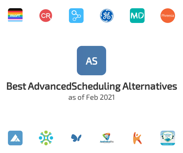 Best AdvancedScheduling Alternatives