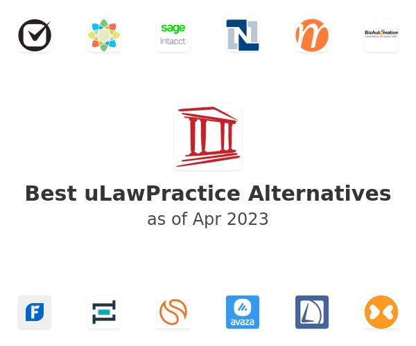 Best uLawPractice Alternatives