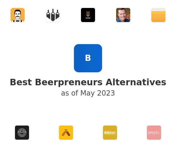 Best Beerpreneurs Alternatives