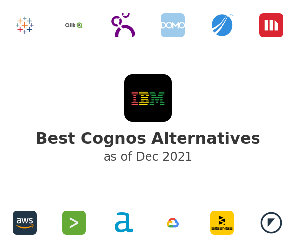 Best Cognos Alternatives