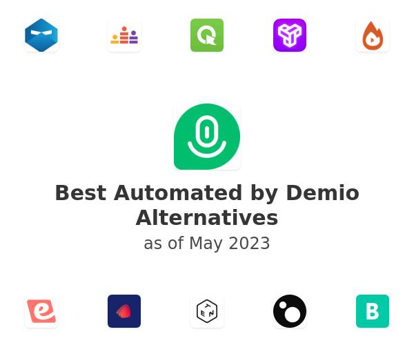 Best Automated by Demio Alternatives