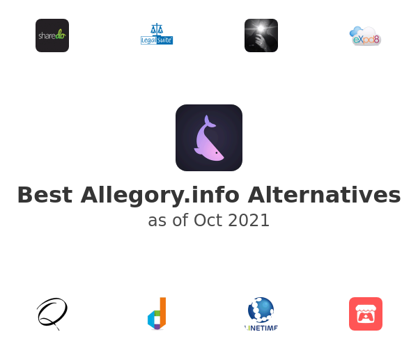 Best Allegory Alternatives