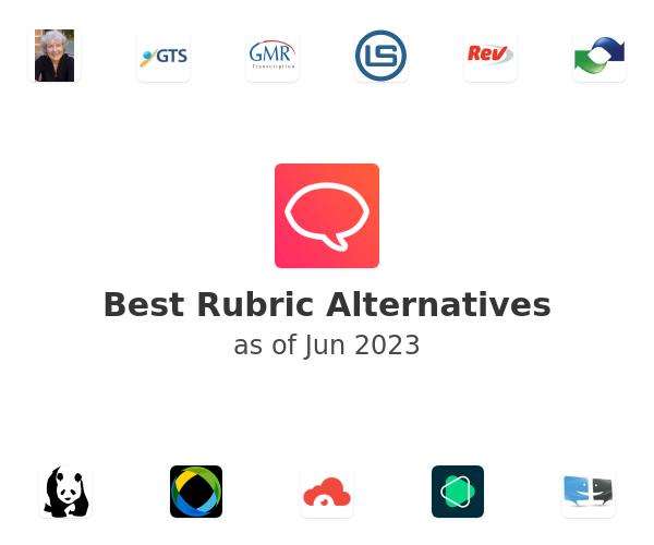Best Rubric Alternatives