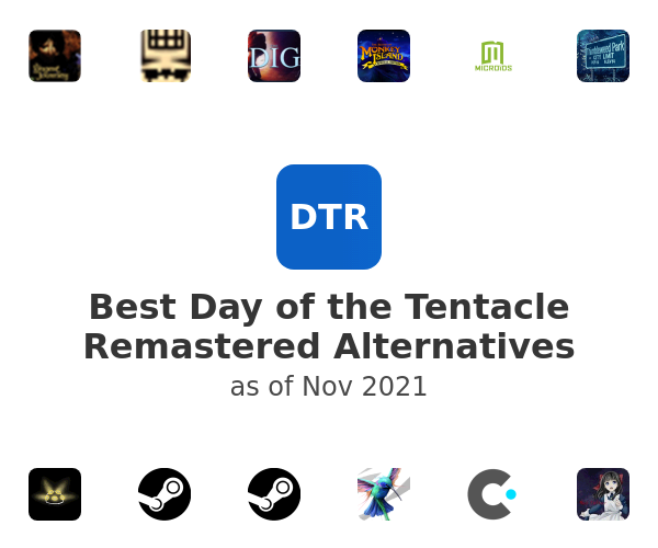 Best Day of the Tentacle Remastered Alternatives
