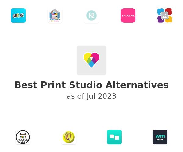 Best Print Studio Alternatives