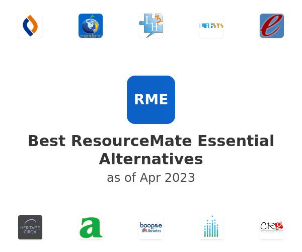 Best ResourceMate Essential Alternatives