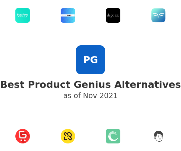 Best Product Genius Alternatives