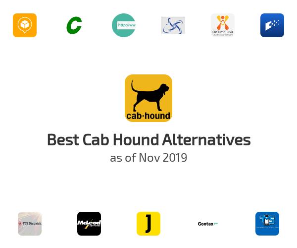 Best Cab Hound Alternatives