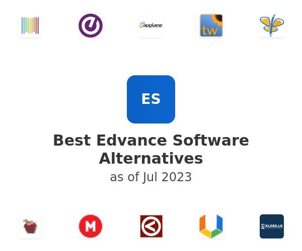 Best Edvance Software Alternatives