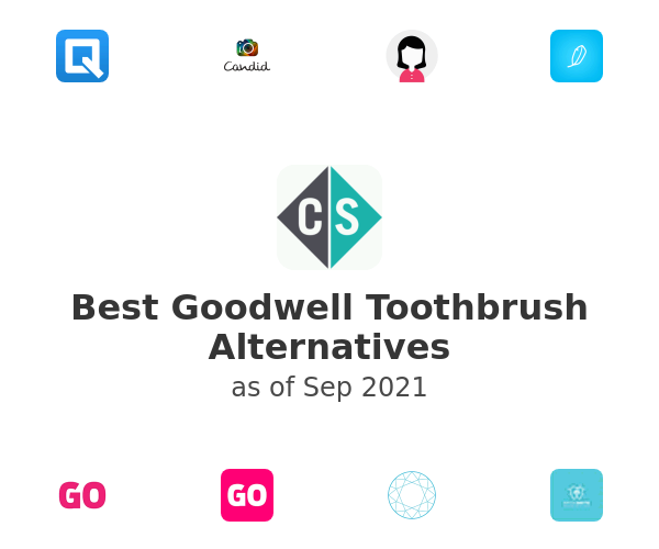 Best Goodwell Toothbrush Alternatives