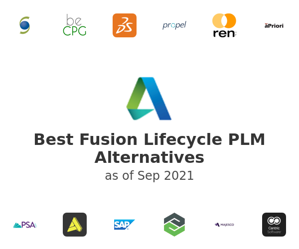 Best Fusion Lifecycle PLM Alternatives